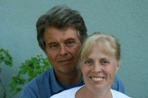 Dan Koon and Mariette Lindstein of Mountain View California