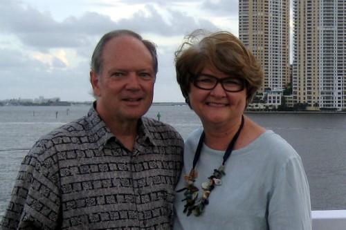 Ken and Yvonne Schick
