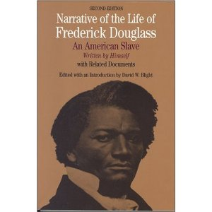 A survey of the slave years of frederick douglass